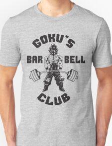 Goku's Barbell Club T-Shirt