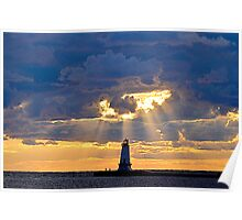 Lighthouse 10 Poster