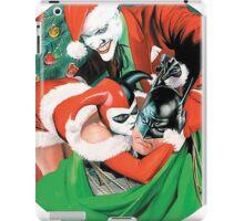 Batman Joker Christmas iPad Case/Skin