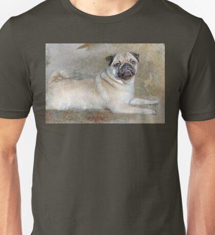 Pug Pose Unisex T-Shirt