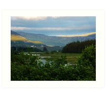Enchanting Dunlewey Donegal  Art Print