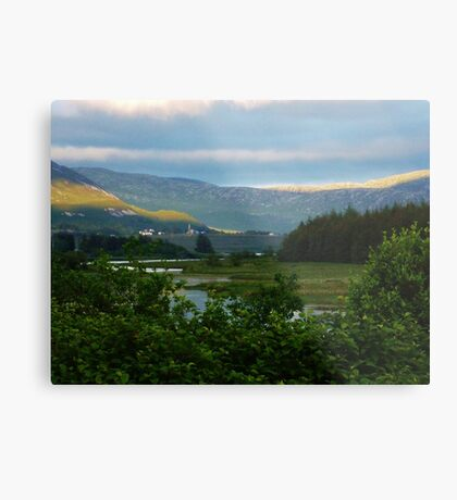 Enchanting Dunlewey Donegal  Metal Print