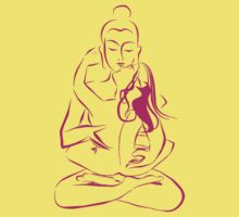 Tantra Buddha - Combining sexuality and spirituality by nidahasa