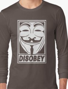 Obey This Shirt Long Sleeve T-Shirt
