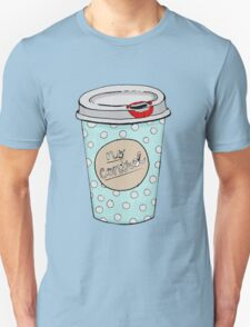 Stained Coffee Cup  T-Shirt