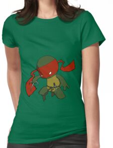 Cool But Rude Raph Womens Fitted T-Shirt