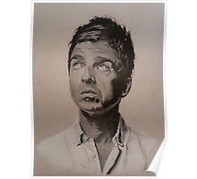 Noel Gallagher Poster