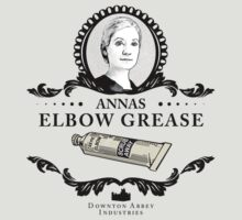 Annas Elbow Grease  - Downton Abbey Industries by satansbrand
