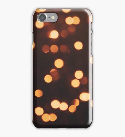 Christmas Lights II iPhone Case/Skin