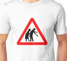 Caution Zombies! T-Shirt