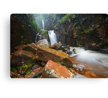 The Lake District: Scale Force Canvas Print