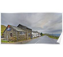 The Lake District: The Kirkstone Pass Inn Poster