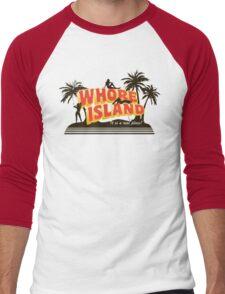 Greetings from... Men's Baseball ¾ T-Shirt
