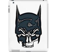 Batman Skull Face Grunge iPad Case/Skin