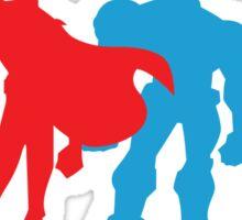 The titans Sticker