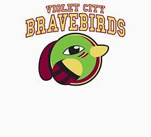 Violet City Bravebirds Men's Baseball ¾ T-Shirt