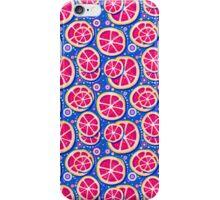 Grapefruit Slice Pattern iPhone Case/Skin