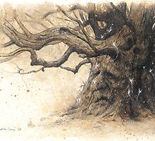The Oak Shee by JBMonge