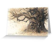 The Oak Shee Greeting Card