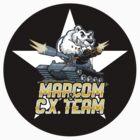 MarCom & C.X. Team Star Logo by King-Dave
