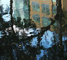 Reflection on Water by Áine Warren