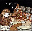 Belle & Binky (Barra Kirk) by Anita Inverarity