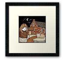 Belle & Binky (Barra Kirk) Framed Print