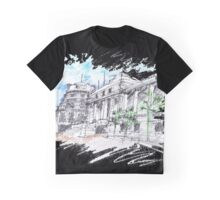 Wellington Tee - Beehive Graphic T-Shirt