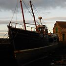 boats and places in shetland by Craig  Meheut