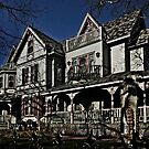 Victorian Ghosts by cclaude