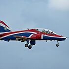 The Last RAF T1 Hawk Display 2012 by PhilEAF92