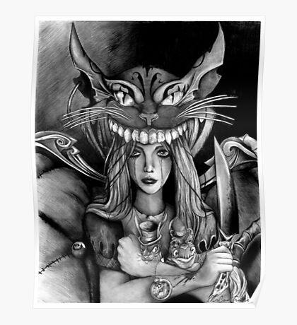 Alice Practice Poster