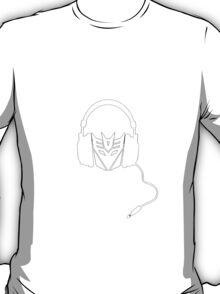 Dj Decepticon T-Shirt