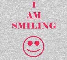 I AM SMILING Unisex T-Shirt