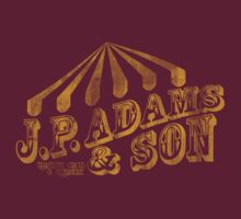J.P. Adams and Son Traveling Circus & Menagerie