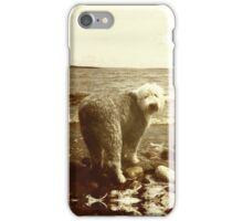 Sheepdog: I'm not going in... iPhone Case/Skin