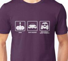 Recreation - White Fill Unisex T-Shirt
