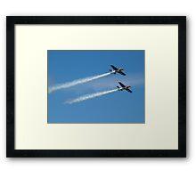 Sunderland airshow 2012 Framed Print