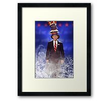 I can be whatever you want me to be. Framed Print