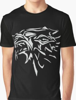 Dire wolf Graphic T-Shirt