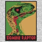 Zombie Raptor by digihill