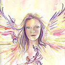 Angel of Prosperity by Rebecca Yoxall