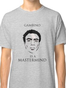 Gambino is a Mastermind  Classic T-Shirt