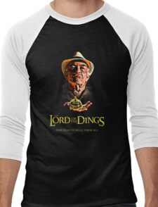 Lord of the Dings Men's Baseball ¾ T-Shirt