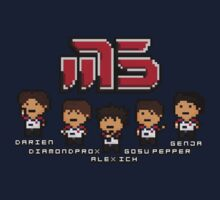 Moscow Pixel 5 Baby Tee