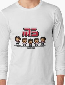 Moscow Pixel 5 Long Sleeve T-Shirt