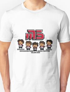 Moscow Pixel 5 T-Shirt