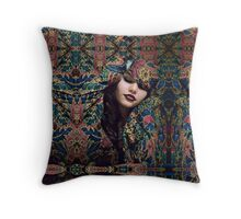 """""""You can't blend in when you're born to stand out"""" -Unknown Throw Pillow"""