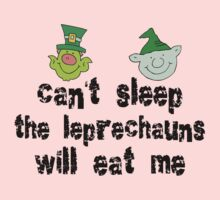 Funny Leprechaun One Piece - Short Sleeve