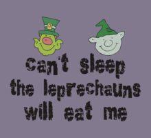 Funny Leprechaun Kids Tee
